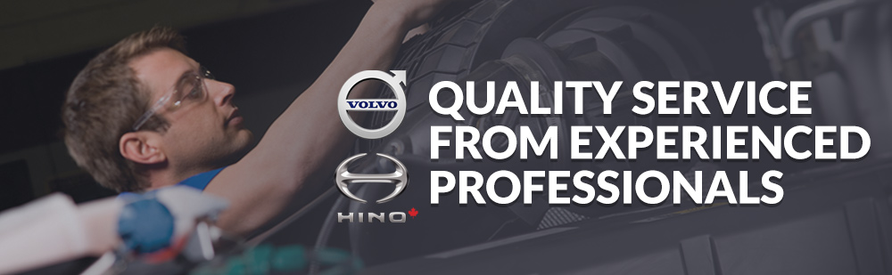 Quality service from experienced professionals